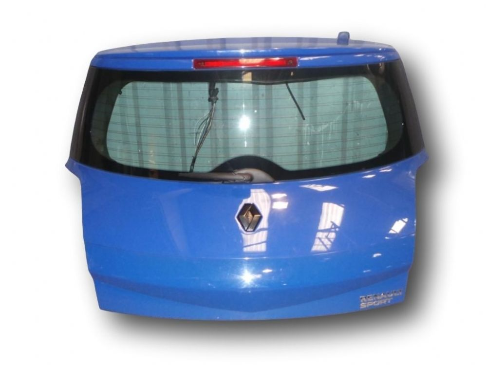 RENAULT MEGANE II RS 225 SPORT TAIL GATE IN BLUE